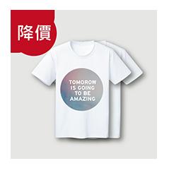 純綿短袖T恤(雙面)