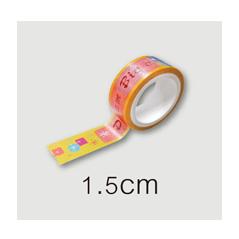 1.5 cm紙膠帶