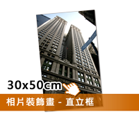 EPSON無框裝飾畫(30x50cm)